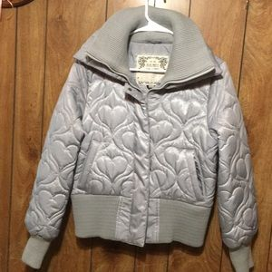 Old Navy Gray Jacket Size M